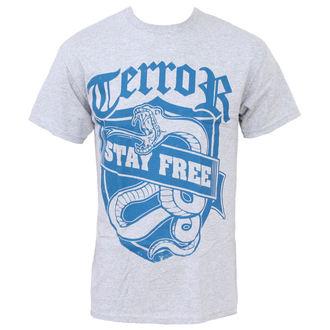t-shirt metal uomo Terror - Stay Free - Buckaneer, Buckaneer, Terror