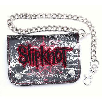 portafoglio Slipknot - Star Cerniera - BRAVADO, BRAVADO, Slipknot