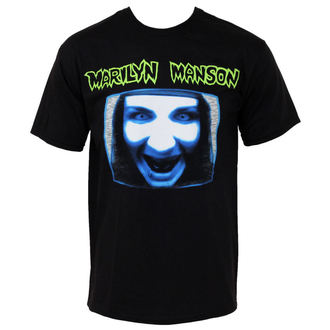 t-shirt metal uomo Marilyn Manson - MMTV - BRAVADO, BRAVADO, Marilyn Manson