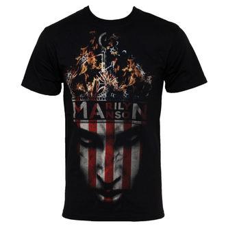 t-shirt metal Marilyn Manson - Crown - BRAVADO, BRAVADO, Marilyn Manson