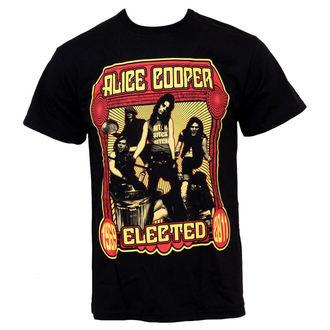 t-shirt metal uomo Alice Cooper - Elected Band - ROCK OFF, ROCK OFF, Alice Cooper