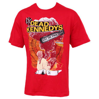 t-shirt metal uomo Dead Kennedys - Kill The Poor - PLASTIC HEAD, PLASTIC HEAD, Dead Kennedys