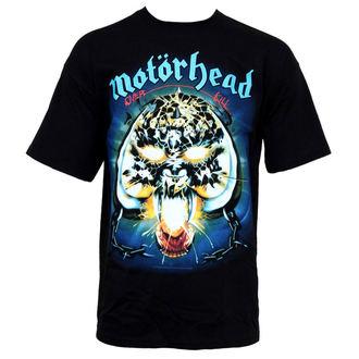 t-shirt metal Motörhead - Overkill - PLASTIC HEAD, PLASTIC HEAD, Motörhead