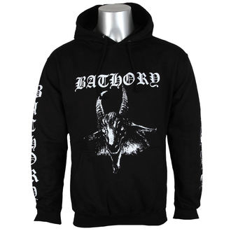 felpa con capuccio uomo Bathory - Goat - PLASTIC HEAD, PLASTIC HEAD, Bathory