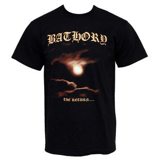 t-shirt metal Bathory - - PLASTIC HEAD, PLASTIC HEAD, Bathory