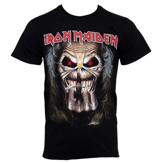 t-shirt metal Iron Maiden - Eddie Candle - ROCK OFF - IMTEE15MB