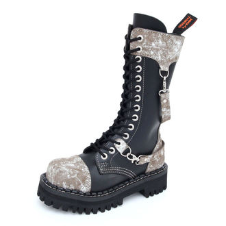 scarpe KMM 14dírkové - Nero/Grigio, KMM