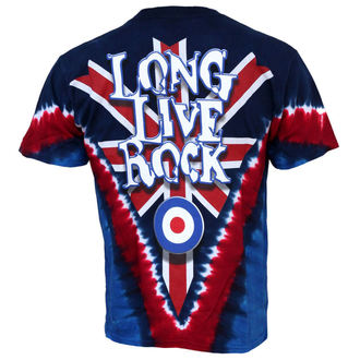 t-shirt metal uomo Who - Long Live - LIQUID BLUE, LIQUID BLUE, Who