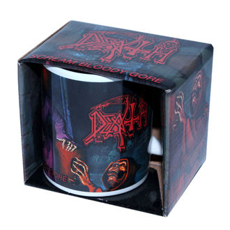 tazza Death - ROCK OFF, ROCK OFF, Death