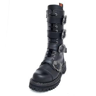 scarpe KMM 14dírkové - Big Skulls Nero Monster 4P, KMM