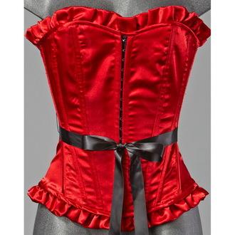 corsetto donna HELL BUNNY - Satin, HELL BUNNY