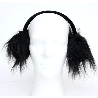fperldper per orecchie POIZEN INDUSTRIES - Pellicciper Muffs, POIZEN INDUSTRIES
