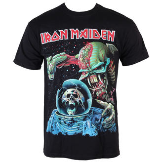 t-shirt metal Iron Maiden - Final Frontier - ROCK OFF - IMTEE17MB