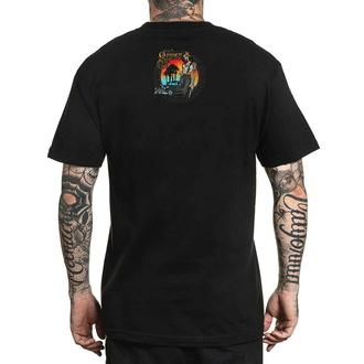Maglietta da uomo SULLEN - VIVA LA RAZA - NERO, SULLEN