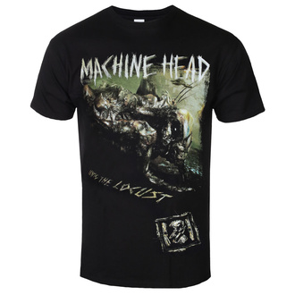 t-shirt metal uomo Machine Head - Scratch Diamond - ROCK OFF, ROCK OFF, Machine Head