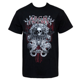 t-shirt metal uomo Arch Enemy - Revolution - RAZAMATAZ, RAZAMATAZ, Arch Enemy