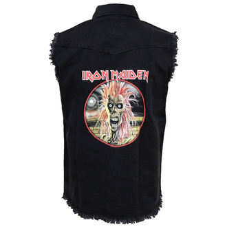 gilet uomo Iron Maiden - Iron Maiden - RAZAMATAZ, RAZAMATAZ, Iron Maiden
