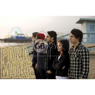 poster Paramore - Spiaggia - LP1292, GB posters, Paramore