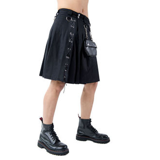 kilt maschile Aderlass - Eye Kilt Denim Nero, ADERLASS