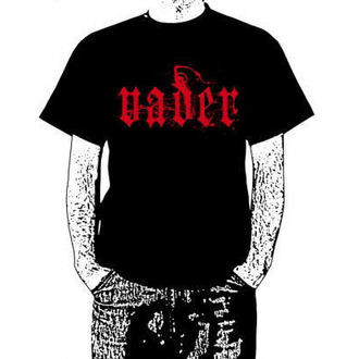 t-shirt metal uomo Vader - Logo - CARTON, CARTON, Vader