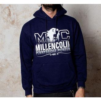 felpa con capuccio uomo Millencolin - Bear Logo - Buckaneer, Buckaneer, Millencolin