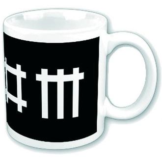 tazza Depeche Mode - Logo - ROCK OFF, ROCK OFF, Depeche Mode