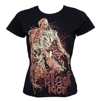 t-shirt hardcore donna - Mummy - BLACK ICON, BLACK ICON