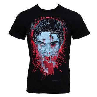 t-shirt hardcore uomo - Face - BLACK ICON, BLACK ICON