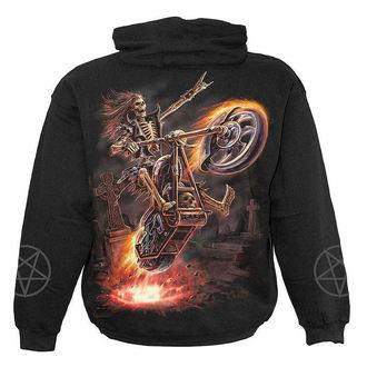 felpa con capuccio bambino - Hell Rider - SPIRAL, SPIRAL