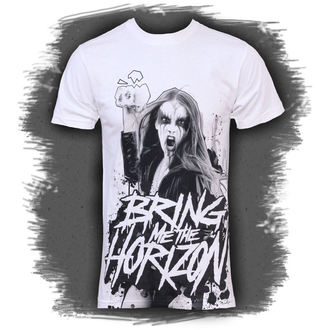 t-shirt metal uomo Bring Me The Horizon - Black Metal - BRAVADO, BRAVADO, Bring Me The Horizon