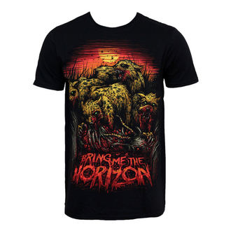 t-shirt metal uomo Bring Me The Horizon - Cheetah - BRAVADO, BRAVADO, Bring Me The Horizon