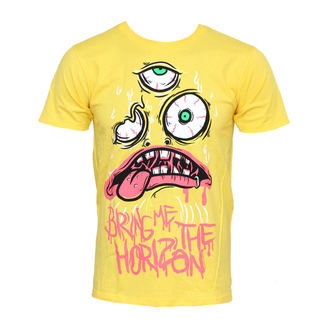 t-shirt metal uomo Bring Me The Horizon - KK Yellow - BRAVADO, BRAVADO, Bring Me The Horizon