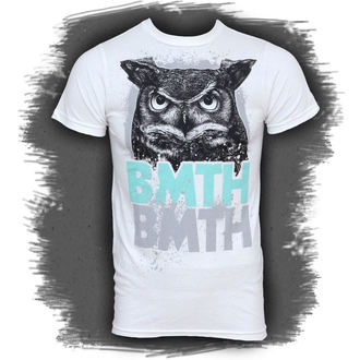 t-shirt metal uomo Bring Me The Horizon - Owl - BRAVADO, BRAVADO, Bring Me The Horizon