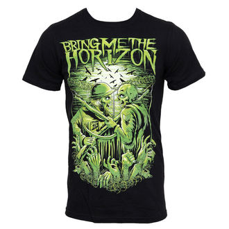 t-shirt metal uomo Bring Me The Horizon - WWIII Limited - BRAVADO, BRAVADO, Bring Me The Horizon