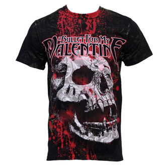 t-shirt metal Bullet For my Valentine - Bloodskull - BRAVADO, BRAVADO, Bullet For my Valentine