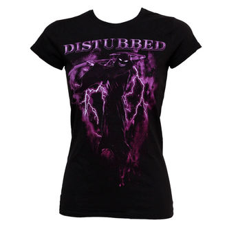t-shirt metal donna Disturbed - Fear The Reaper - BRAVADO, BRAVADO, Disturbed