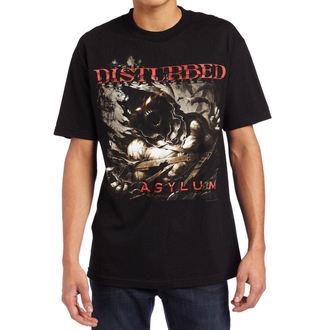 t-shirt metal uomo Disturbed - Asylum Shred - BRAVADO, BRAVADO, Disturbed