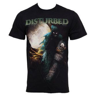 t-shirt metal uomo Disturbed - Creepin Coffin - BRAVADO, BRAVADO, Disturbed
