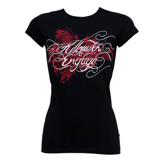 t-shirt metal donna Killswitch Engage - Tattscript - BRAVADO, BRAVADO, Killswitch Engage