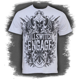 t-shirt metal Killswitch Engage - Medieval Crest - BRAVADO, BRAVADO, Killswitch Engage