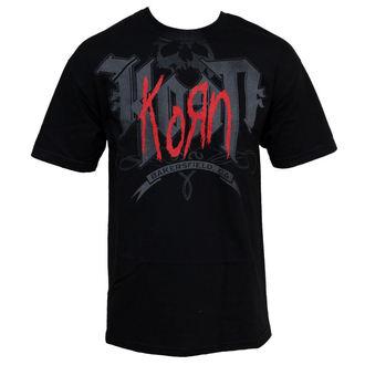 t-shirt metal uomo Korn - Classic - BRAVADO, BRAVADO, Korn