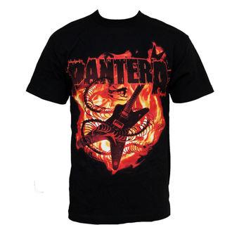 t-shirt metal uomo Pantera - Guitar Snake - BRAVADO, BRAVADO, Pantera