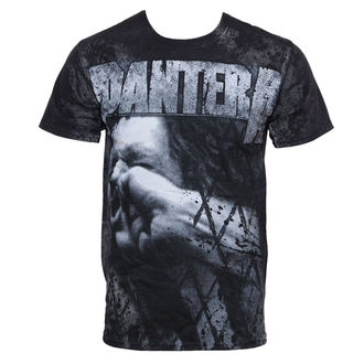 t-shirt metal uomo Pantera - Vulgar All Over - BRAVADO, BRAVADO, Pantera