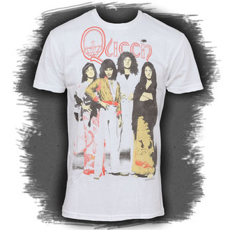 t-shirt metal uomo Queen - Band - BRAVADO, BRAVADO, Queen