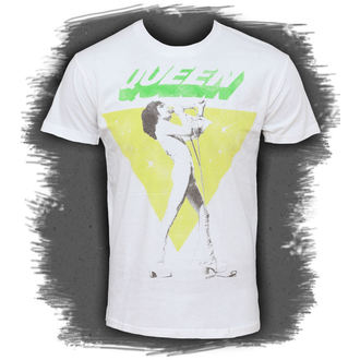 t-shirt metal uomo Queen - Freddy Sings - BRAVADO, BRAVADO, Queen