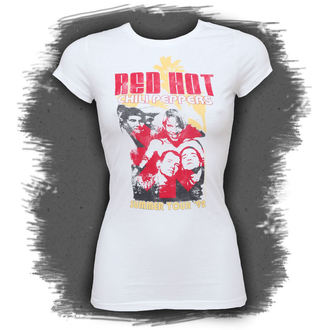 t-shirt metal donna Red Hot Chili Peppers - Summer 92 - BRAVADO, BRAVADO, Red Hot Chili Peppers