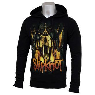 felpa con capuccio uomo Slipknot - Cattle Skull - BRAVADO, BRAVADO, Slipknot