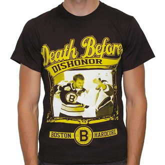 t-shirt metal uomo Death Before Dishonor - Bruins - RAGEWEAR, RAGEWEAR, Death Before Dishonor