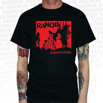 t-shirt metal uomo Rancid - Indestructible - RAGEWEAR, RAGEWEAR, Rancid