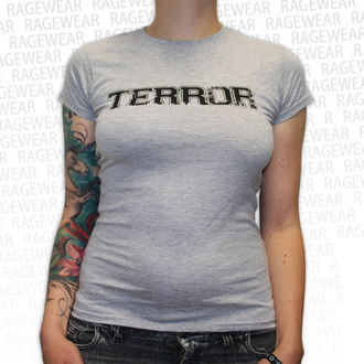 t-shirt metal donna Terror - New Blood - RAGEWEAR, RAGEWEAR, Terror